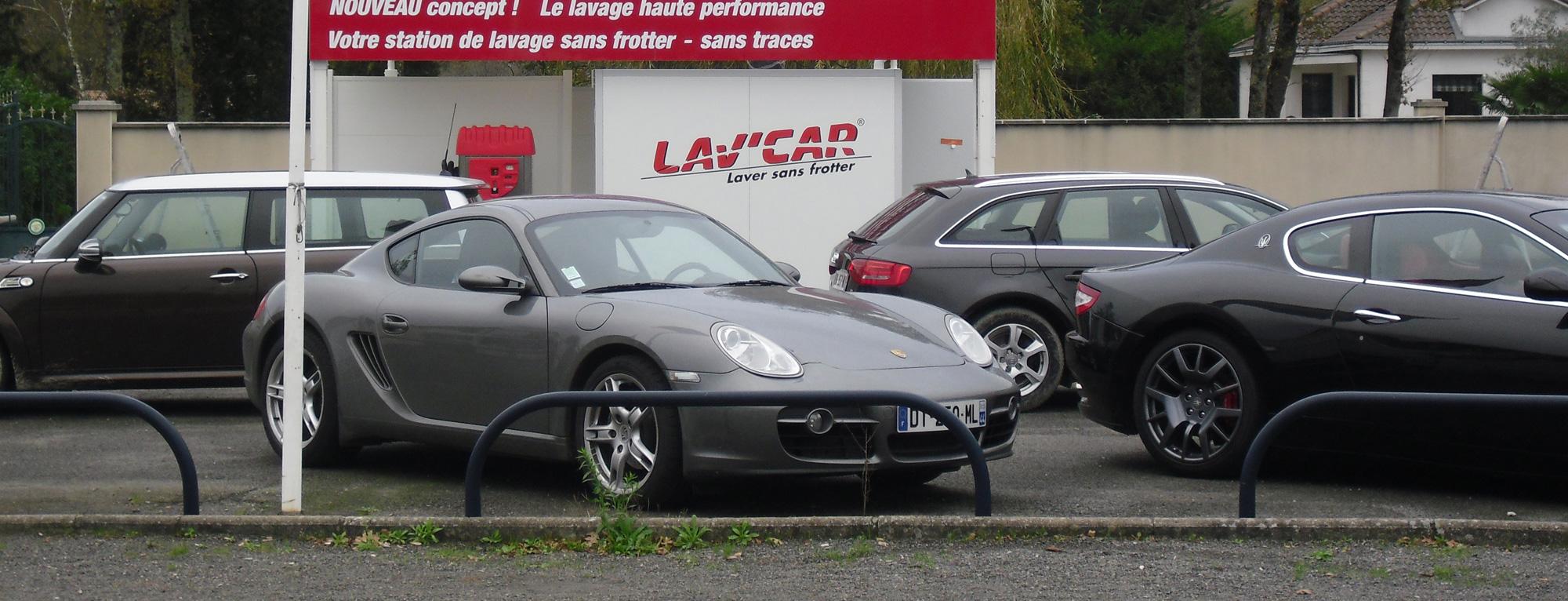 Contacter LAV'CAR