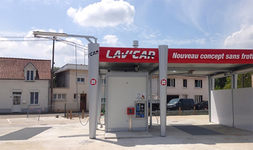 Station de lavage Lav'Car