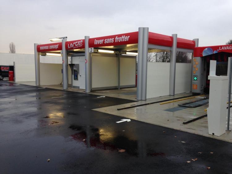 station de lavage haute pression Horbourg