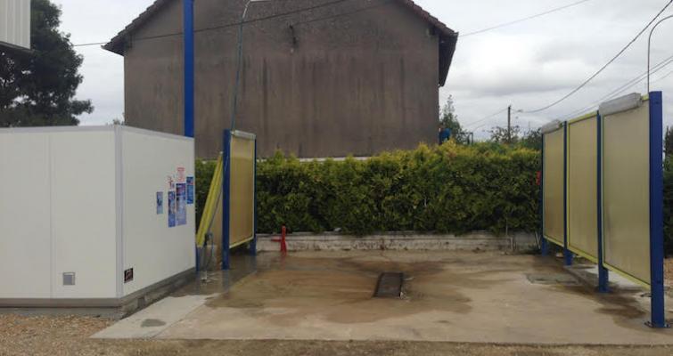 stations de lavage 41